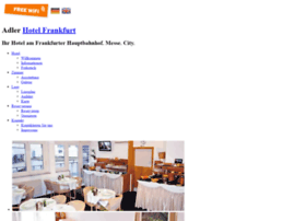 hotel-adler-frankfurt.de