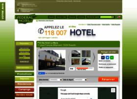 hotel-agora-ruaudin.federal-hotel.com