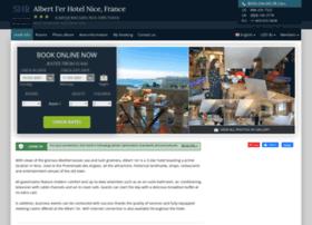 hotel-albert-1er-nice.h-rez.com