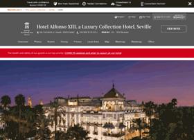 hotel-alfonsoxiii-sevilla.com