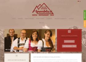 hotel-alpenblick.de