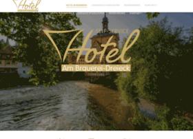 hotel-am-brauerei-dreieck.de