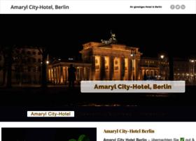 hotel-amaryl.de