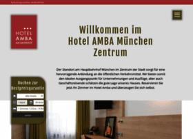 hotel-amba.de