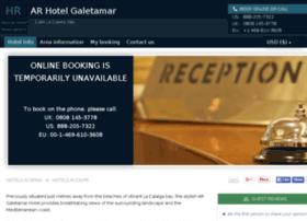 hotel-ar-galetamar-calpe.h-rez.com