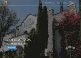 hotel-arcada.com.mx