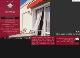hotel-astorsainthonore.com