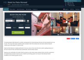 hotel-aupatio-morand-lyon.h-rez.com