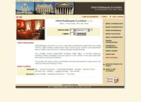 hotel-baldaquin-excelsior-paris.com