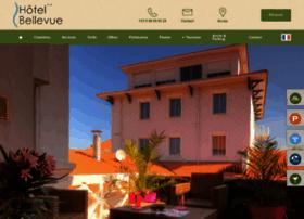 hotel-bellevue-mimizan.com
