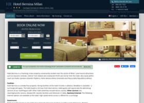 hotel-bernina-milan.h-rez.com