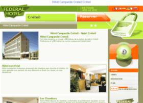 hotel-campanile-creteil.federal-hotel.com