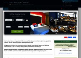 hotel-catedral-valladolid.h-rez.com