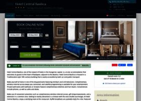 hotel-central-basilica.h-rez.com