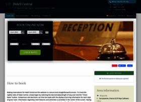 hotel-central-carcassonne.h-rez.com