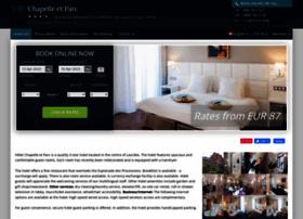 hotel-chapelle-et-parc.h-rez.com