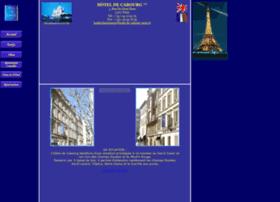 hotel-de-cabourg-paris.fr