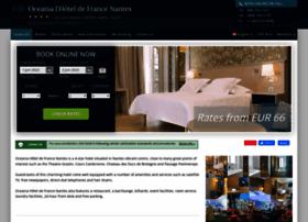 hotel-de-france-nantes.h-rsv.com