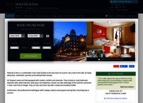 hotel-de-la-paix-lucerne.h-rez.com