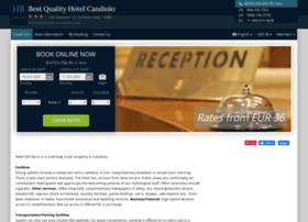 hotel-del-parco-candiolo.h-rez.com