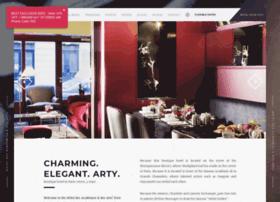hotel-des-academies.com