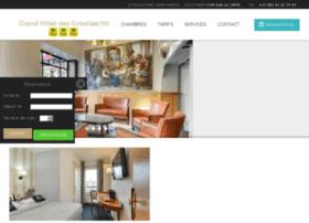 hotel-des-gobelins.com