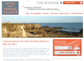 hotel-des-marais-salants.com