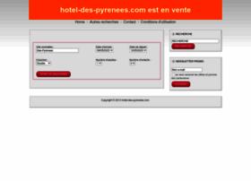 hotel-des-pyrenees.com