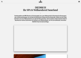 hotel-diedrich.de