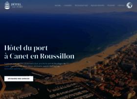 hotel-du-port.net