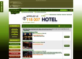 hotel-elysee-park-paris.federal-hotel.com