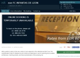 hotel-fc-infantas-de-leon.h-rez.com