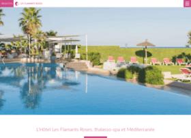 hotel-flamants-roses.com