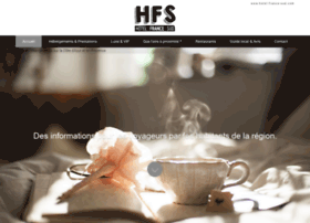 hotel-france-sud.com