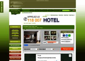 hotel-garden-paris.federal-hotel.com