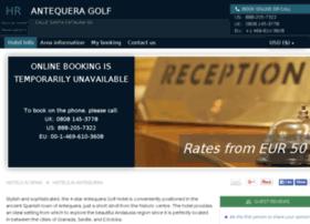 hotel-golf-antequera.h-rez.com