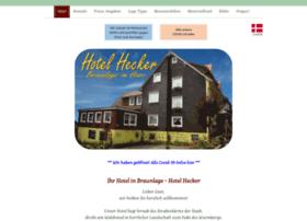 hotel-hecker-braunlage.de