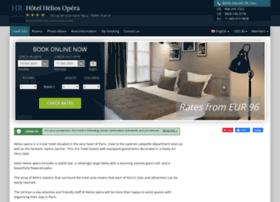 hotel-helios-opera-paris.h-rez.com