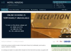 hotel-herzog-munchen.h-rez.com