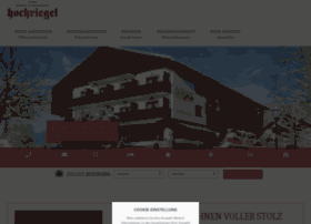 hotel-hochriegel.de