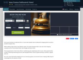hotel-imm-fusion-bangkok.h-rez.com