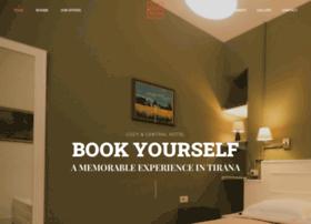 hotel-in-tirana.com