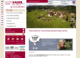 hotel-kaiser-in-tirol.com