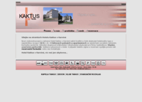 hotel-kaktus.cz