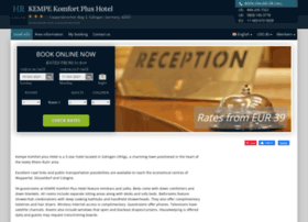 Hotel-kempe-komfort-plus.h-rez.com
