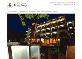 hotel-kleptuza.com