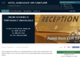 hotel-konigshofamfunkturm.h-rez.com