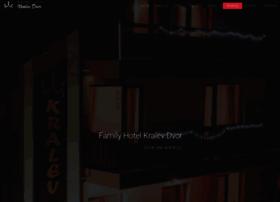 hotel-kralevdvor.com