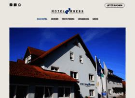 hotel-krebs.de