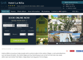 hotel-la-nina-sitges.h-rez.com